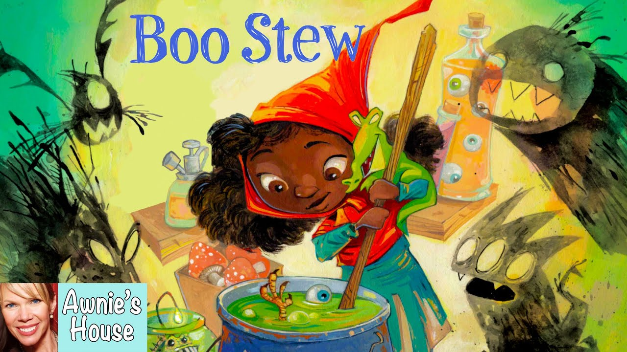 Download 📚 Kids Book Read Aloud: BOO STEW by Donna L. Washington and Jeffery Ebbeler