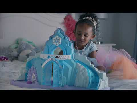 Fisher-Price | Elsa's Ice Palace
