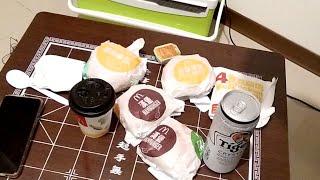 邊緣系吃播實況 - 一個漢堡不夠?那多吃一點吧!