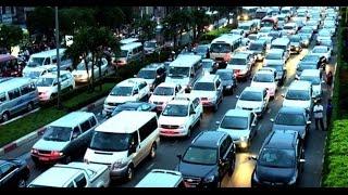 (VTC14)_Vỡ quy hoạch taxi, TP HCM kẹt xe ngày càng nghiêm trọng