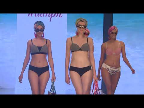 Cotton Collection - Triumph Fashion Show 2018