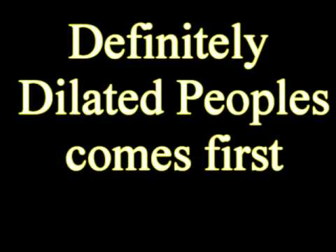 Dilated Peoples-Worst Comest To Worst Lyrics