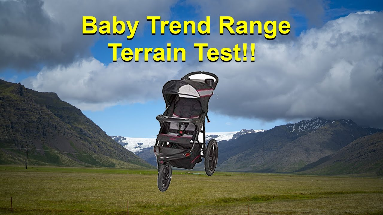 Mountain Buggy Zum Joggen Range Jogging Stroller By Baby Trend Rough Terrain Test 75
