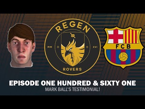 Regen Rovers | Episode 161 - Mark Ball's Testimonial! | Football Manager 2019