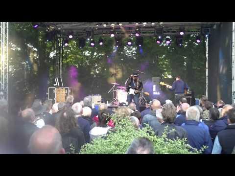 Carvin Jones Band - Bluesfestival Grolloo - 30 Mei 2015.