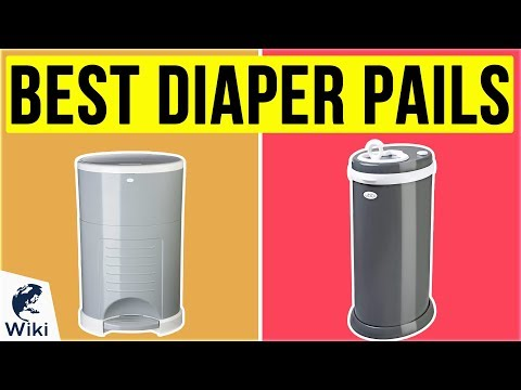 10 Best Diaper Pails 2020