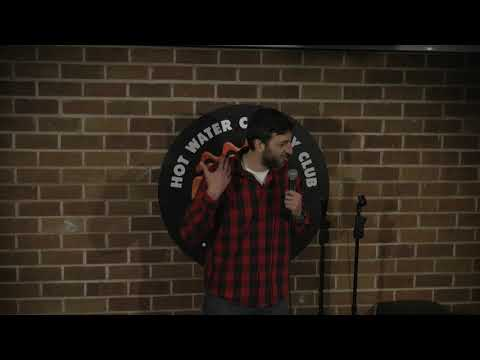 LIVE at Hot Water Comedy Club