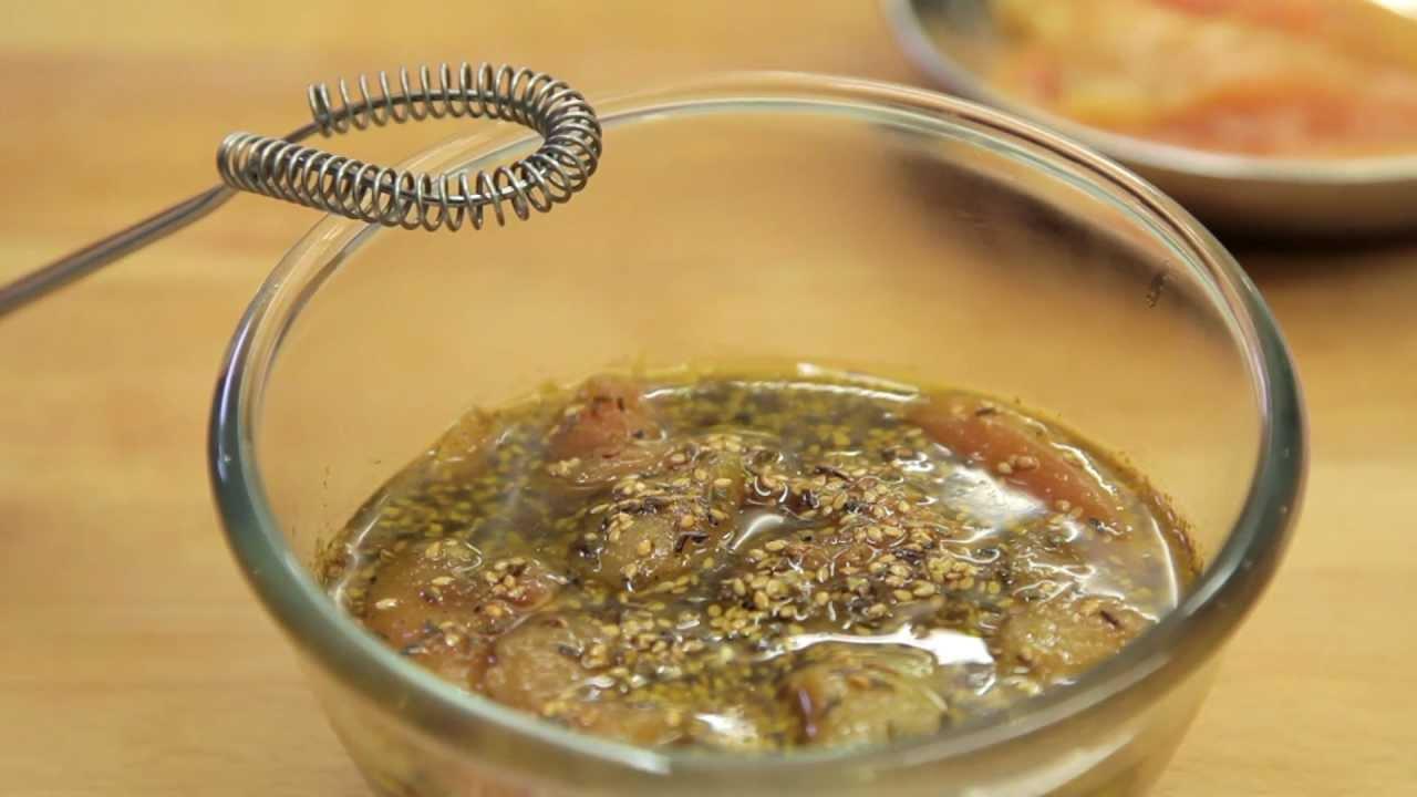Secret de chef comment faire une marinade youtube - Comment faire une marinade ...