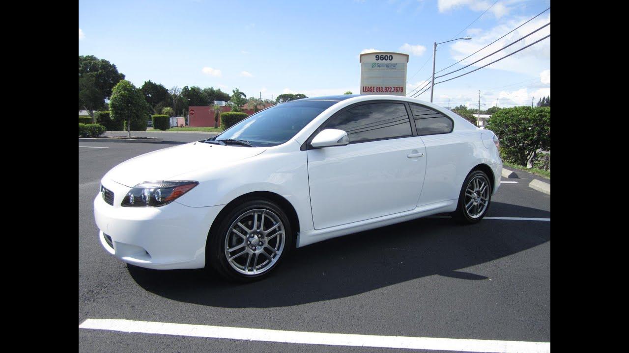 Sold 2009 Scion Tc 48k Miles Vvt I Meticulous Motors Inc