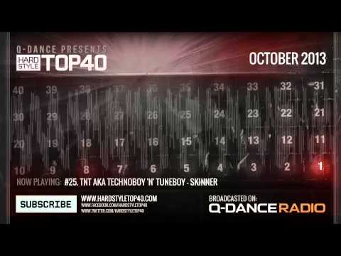 October 2013 | Q-dance presents Hardstyle Top40