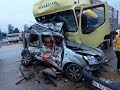 2017 Araba Kazaları Dehşetül Vahşet +18 (2017 Car Crash Massacre+18)