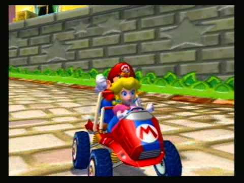 how to start with mushrooms mario kart