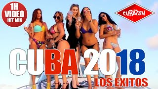 CUBATON 2018 - CUBA 2018 LOS EXITOS (CHACAL, TAIGER, NEGRITO, HARRISON. JACOB FOREVER) REGGAETON