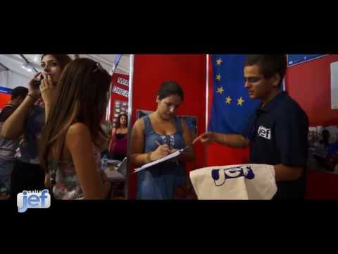 JEF Malta @ Freshers' Week 2012
