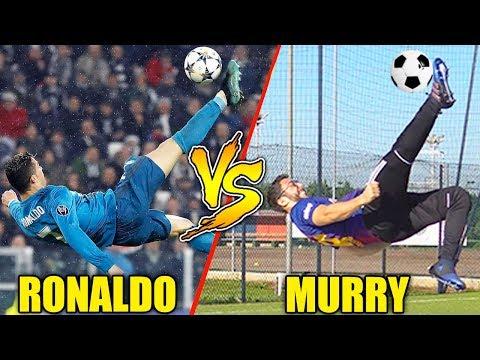 IMITA IL GOAL FOOTBALL CHALLENGE! w/Illuminaticrew