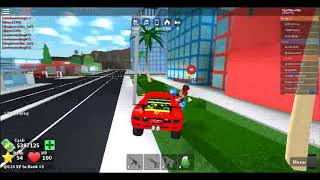 [ROBLOX EN] MAD CITY #1: I AM THE PLUS NO CRIMINAL OF ALL MAD CITY XD