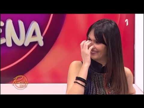 Lepa Lukic - Gostovanje - Prakticna zena - (Tv Prva 13.3.2017)