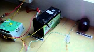 High School Physics Project Assembling Solar Siren-solar Water Pump-solar Rotor-solar Cooler