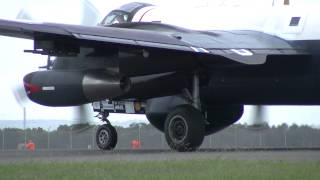 HARS Lockheed P2V-7 Neptune And Consolidated PBY-6A Catalina Taking Off Avalon Airshow