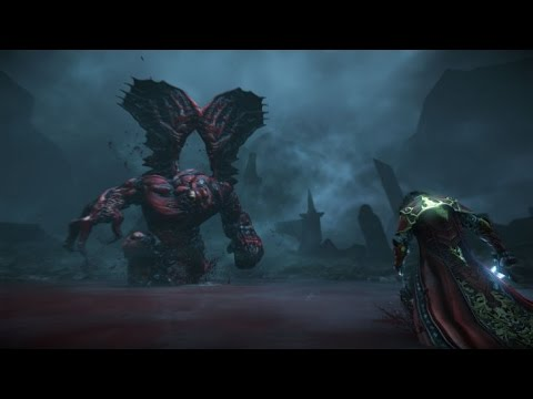 "Lords of Shadow 2 Dracula vs  Inner Dracula"" Bosses' Inferno "" 