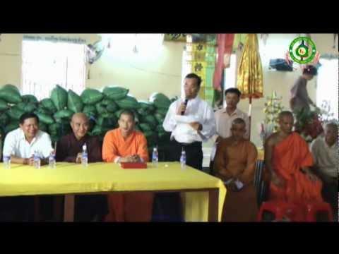 Thich Phuoc Ngoc Clip Vòng Tay Nhân Ái Chua Phuoc Quang