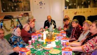 новый Год в Частном доме престарелых