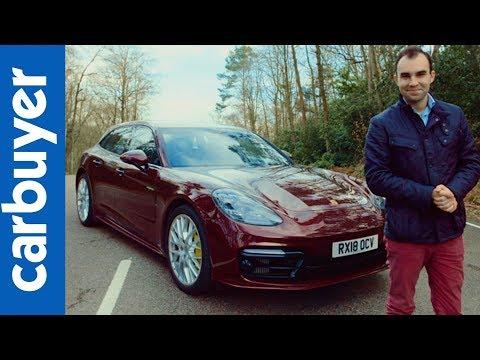 Porsche Panamera E-Hybrid Sport Turismo  review - Carbuyer