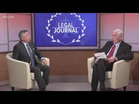 Legal Journal with Gerald Treece: October 5, 2019