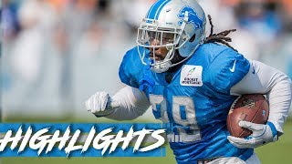 Training Camp Highlights: Day 13