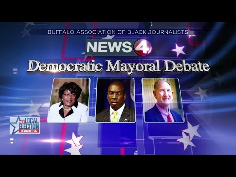 Buffalo Mayoral Debate 8/17