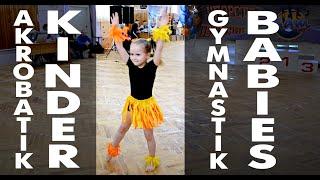 Детский акробатический танец #01
