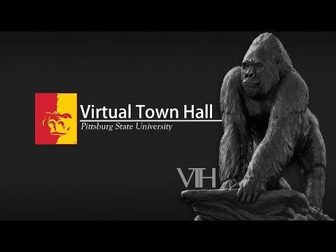 Virtual Town Hall (May 4th, 2018)
