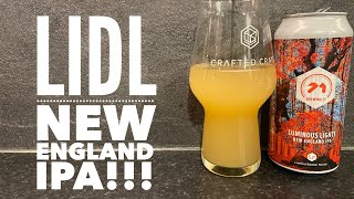 71 Brewing Luminous Lights NEIPA By 71 Brewing Company | British Craft Beer Review
