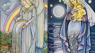 Мощная энерго-чистка канала матери. Открытие дорог на любовь деньги Колена Messages From The Angels