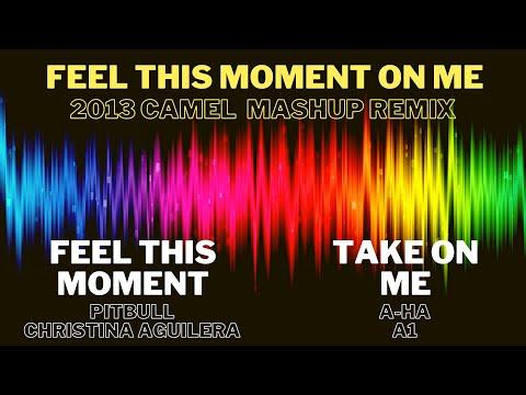 MASHUP: Pitbull x A-Ha  -  Feel This Moment x Take On Me