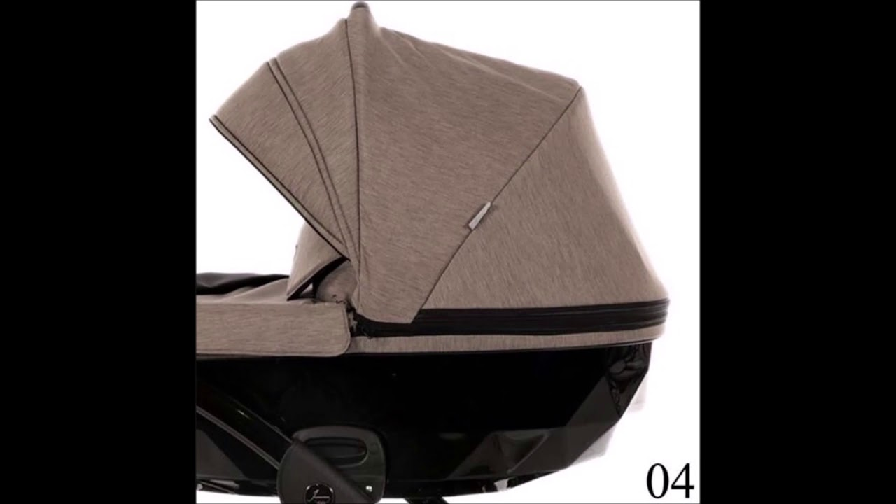 Kinderwagen Easywalker Duo Tweeling Kinderwagen Diamond Duo Slim