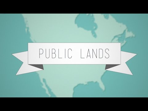 Keep It Public | History of Public Lands