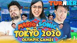 Das große Turnier - Mario & Sonic bei den Olympischen Spielen: Tokyo 2020 mit Simon, Kiara, Viet uvm