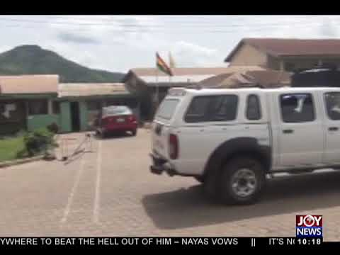 Oti Boateng SHS Food Poisoning - News Desk on Joy News (17-5-18)