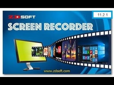 ZD Soft Screen Recorder 11.2.1+ Serial Number Forever