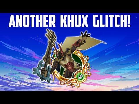 ANOTHER GLITCH - Kingdom Hearts Union X