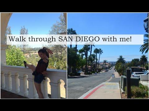Travel vlog #3: SAN DIEGO, California USA | 1SE