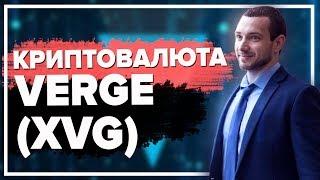 �������� ���� Обзор криптовалюты VERGE (XVG). Инвестиции в Verge. Криптовалюта XVG 2018. ������
