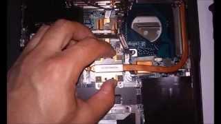 видео Ремонт ноутбука Acer TravelMate 5100
