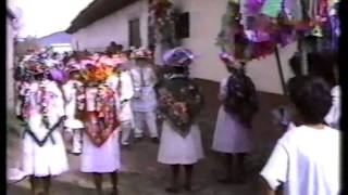 Pastores en Huecorio Mich. 1990