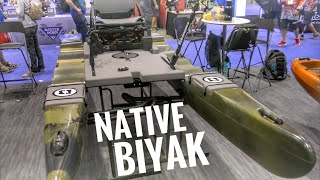 NATIVE - BIYAK Catamaran Kayak, Titan, Slayer, & More!