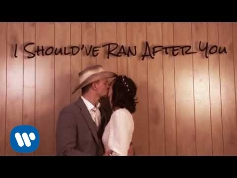 Видео: Cole Swindell - Shouldve Ran After You - Official Lyric Video