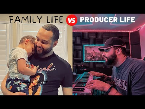 Family Vs. Music Producer: Why You CANT Balance Them Both (*Do This Instead*)