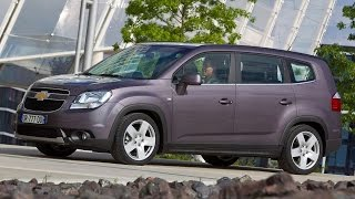 #3967. Chevrolet Orlando 2010 (очень классно)