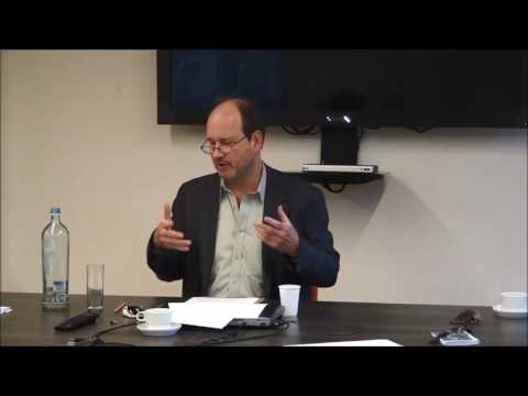 Mark Wollaeger: Reframing Modernism. the Corporation, the University, and the Cold War